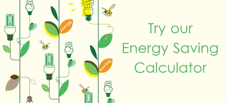 Easy Lightbulbs - Energy Saving Calculator
