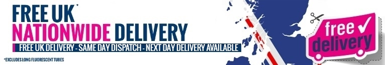 Free Delivery - Easy Light Bulbs