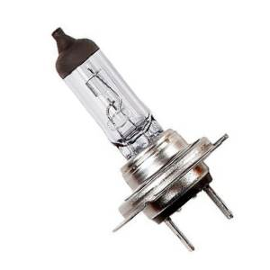 H7 Light Bulb: H7 Headlight Bulb 12v 55w Px26d Base - 2 Spade Prong,Lighting
