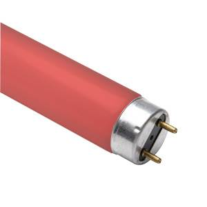 36w T8 Sylvania 1200mm Red Fluorescent
